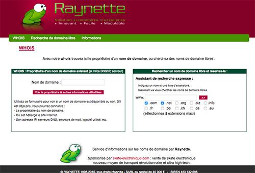 Choisir son nom de domaine pour son site e-commerce